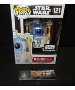 R2-D2 Jabba's Skiff Pop funko figure Star Wars Smuggler's bounty box exc... - $50.34