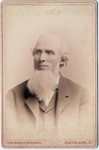 John P. Tallman Cabinet Photo - Cleveland / Collinwood / Madison, Ohio - $17.50