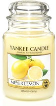 Yankee Candle 22-Ounce Jar Candle, Large, Meyer Lemon - $28.00