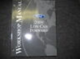 2009 Ford Low Cab Forward Service Shop Repair Workshop Manual OEM Book 2009 - $12.86
