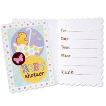 Amscan 8 Pack Invitations - $8.90