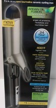"Conair Infiniti  Tourmaline Ceramic Curling Iron 1 1/2"" New/Sealed Nice Gift - $19.33"