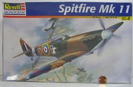 Revell Monogram Spitfire MkII Fighter Model Kit 1/48  85-5239  Open Box - $27.99