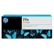 HP 771A Original Ink Cartridge - Single Pack - Inkjet - Yellow - 1 Each - $241.24