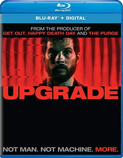 Upgrade [Blu-ray+Digital, 2018]