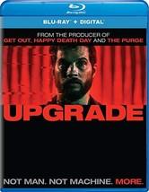 Upgrade [Blu-ray+Digital, 2018]