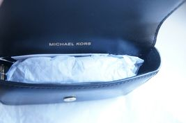 NWT Michael Kors Mott Small Leather Belt Bag/ Black image 4