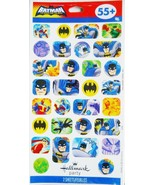 Batman The Brave and The Bold Party Favor Stickers Birthday Party Suppli... - $2.23