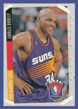 1993-94 Upper Deck #498 Charles Barkley MO - $0.50