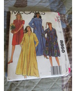 McCalls 8860 Misses Robes Size Extra Large Sewing Pattern - $6.99
