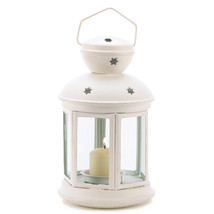 White Colonial Candle Lamp - $17.99
