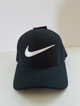 Nike Aerobill Vapor Classic 99 SF Training Hat Black/White 803933-011 M/... - $22.99