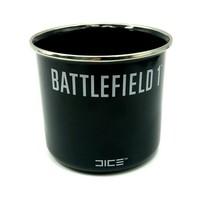 Battlefield 1 Metal 16oz Black Mug BTFA1 #Muggy1 - $4.88