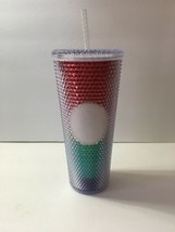 starbucks rainbow studded tumbler - $74.95