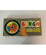 Vintage Bingo Board Game by Whitman Publishing Co USA Made - $19.80
