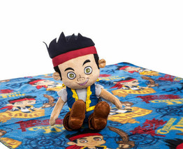"""Disney's Jake And The Neverland Pirates Hugger And Blanket Throw Set, 40""""BY50"""" - $21.99"""