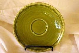 """Franciscan Wheat Winter Green Saucer 6 1/8"""" - $3.46"""