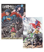 Loot Anime Crate Batman & the Justice League Preview Edition Manga * DC ... - $8.88