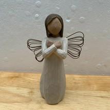"2003 Willow Tree Sign For Love Figurine Susan Lordi Demdaco 5.25"" - $15.00"