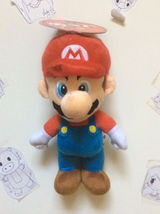 Super Mario Brothers Series 2: Mario 6 Inch Tall Plush NEW! - $19.99