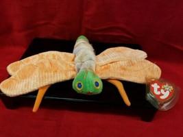 TY Beanie Baby GLOW Firefly Lighting Bug Retired 2000 PE Pellets  w/Swin... - $9.85