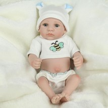 E reborn baby doll girl toys lifelike babies boneca full vinyl fashion bebe doll reborn thumb200