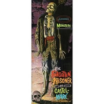 Moebius The Forgotten Prisoner of Castlemare Model Kit - $79.19