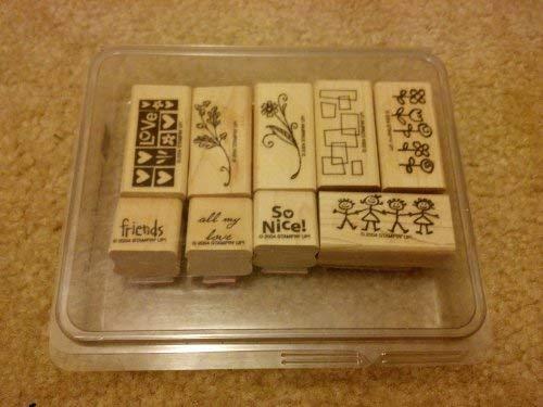 Stampin' Up! Smorgasborders Stamp Set - $19.99