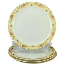 """Meito China The Windsor Shape 6 1/2"""" Bread Plate 22 Kt Gold Vintage Set ... - $49.49"""