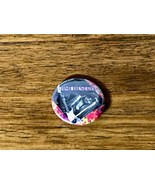JIMI HENDRIX  BUTTON - 1/12 INCH       ROCK & ROLL!  COLLECTIBLE! - $29.69