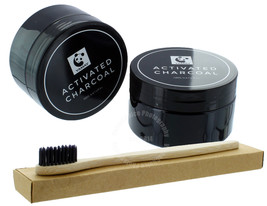 100% ORGANIC CARBON COCONUT ACTIVATED CHARCOAL COCO NATURAL TEETH WHITENING - $11.87