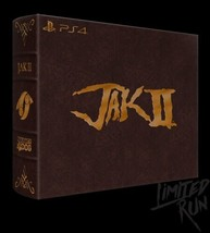 LIMITED RUN #212: JAK II 2 COLLECTOR'S EDITION PS4 PLAYSTATION 4 CONFIRM... - $249.00