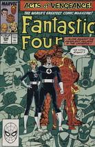Fantastic Four (Vol. 1) #334 VF/NM; Marvel | save on shipping - details ... - $2.50