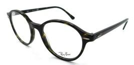 Ray-Ban Rx Eyeglasses Frames RB 7118 2012 50-19-145 Dark Havana Dean - $137.20