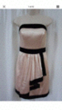 NWT Cocktail/Prom-Super Elegant Dress Size 6 Miss Sixty  - $15.00