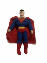 "Superman Justice Unlimited plush doll 16"" Toy Factory - $19.99"