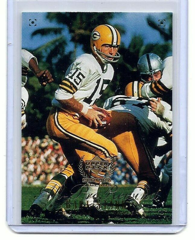 Primary image for BART STARR * GREEN BAY PACKERS * 1999 UPPER DECK CENTURY LEGENDS - CARD #110