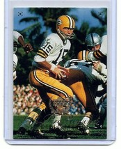 BART STARR * GREEN BAY PACKERS * 1999 UPPER DECK CENTURY LEGENDS - CARD ... - $1.95