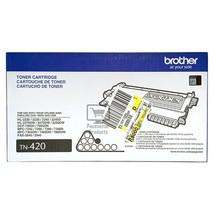 NEW & Sealed Genuine Brother TN-420 Laser Printer Toner Cartridge - $15.88