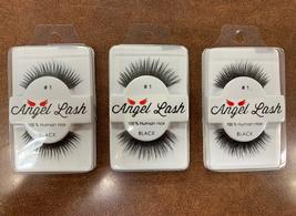 Angel Lash #1-3 pairs 100% Human Hair - $9.50