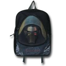 Star Wars Force Awakens Kylo Mask Backpack Black - $31.98