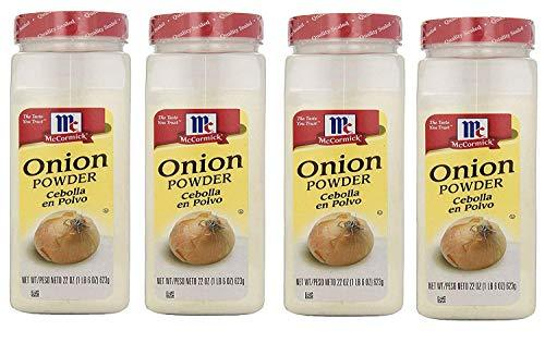 McCormick Onion Powder, 22 Ounce (4 Pack) - $46.17
