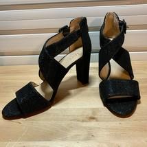 Franco Sarto Women's HAZELLE2 Pump Heels Shoes, Black, Size 9 M - $44.06