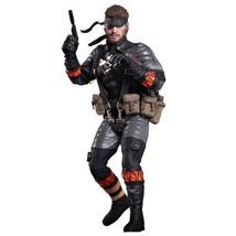 Nouveau Hot Toys Vgm-15 Metal Gear Solid 3 Nue Serpent Mangeur 1/6 Echelle - $396.18