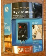 GE Choice Alert Keychain Remote for Wireless Alarm System 45144 NIP - $14.50