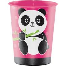 Panda-monium 16 Oz. Plastic Keepsake Cup, Case of 12 - $30.00