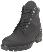 Timberland Men's 6-Inch Scuff Proof Lace-Up Boot,Black,7 M US - $141.75