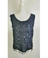 Vintage Couture Koret of California Sequined Top - $41.73