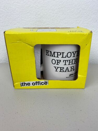 Employee Of The Year The Office Coffee Mug Cup NBC Michael Scott image 3