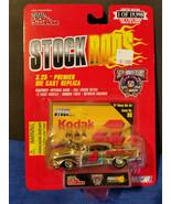 1998 NASCAR STOCK RODS Issue 80 BOBBY HAMILTON #4 KODAK MAX 1957 CHEVY B... - $6.60
